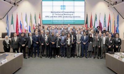 - OPEP 400x240 - OPEP e aliados discutem corte de produção de petróleo em até 1,4 milhões bpd, dizem fontes
