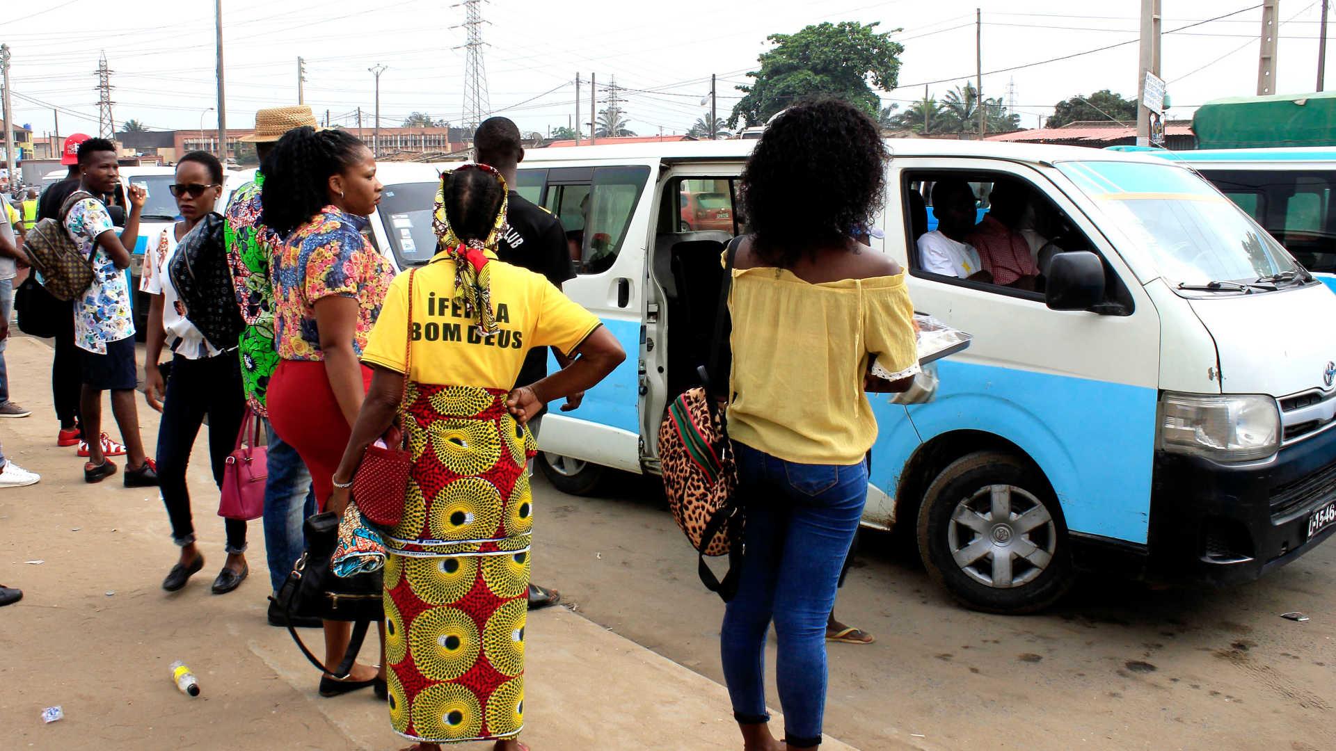 """- Taxis Luanda - """"Operação Resgate"""" provoca falta de táxis em Luanda"""
