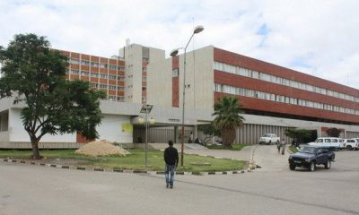 - hospital central do lubango 400x240 - Jovem de 24 anos lança-se do 7º andar do Hospital Central do Lubango