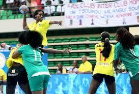 - Angola selec    o fem Andebol - Angola é campeã africana de andebol
