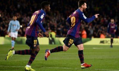 - Barcelona 400x240 - Barcelona vence Celta e termina ano na liderança do Campeonato Espanhol