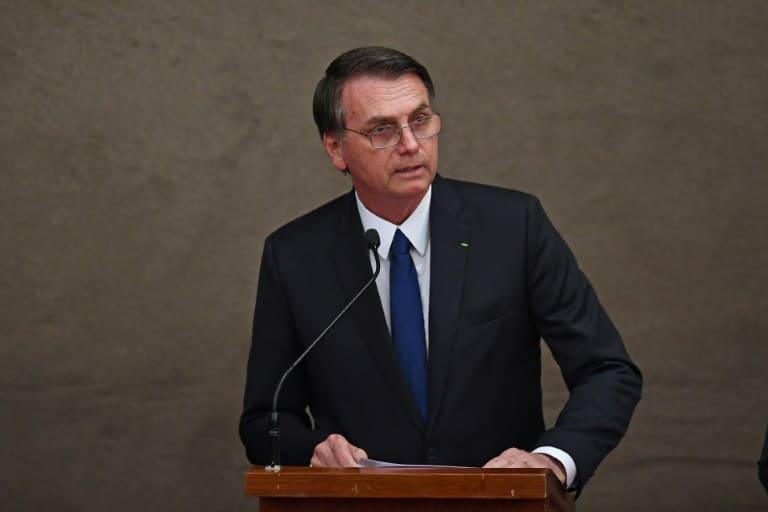 - Bolsonaro - Bolsonaro promete governar 'sem distinção' de raça, sexo ou religião