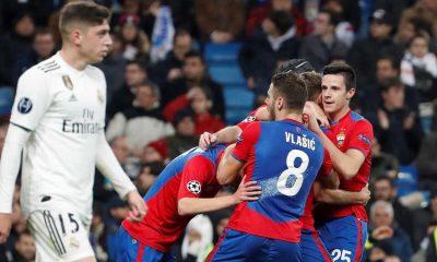 - CSKA e Real Madrid 400x240 - Real Madrid humilhado em casa pelo CSKA Moscovo