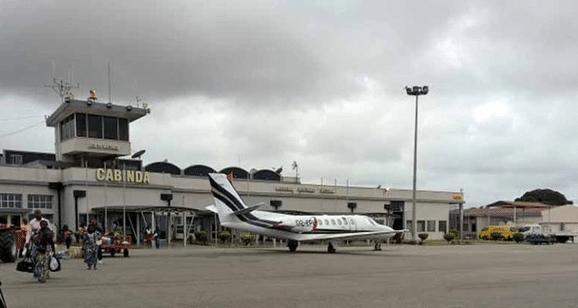 - Cabinda Aeroporto - Canceladas voos nocturnos para Cabinda por falta de iluminação