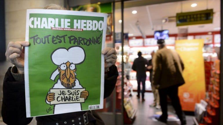 - Charlie Hebdo - Detido jihadista suspeito de ser mandante de ataque ao Charlie Hebdo
