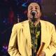 """- Design sem nome 5 80x80 - Sob fortes aplausos, Bonga canta """"Marimbondo"""" no Palácio Presidencial"""