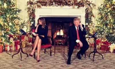 - Donald Trump natal 840x521 400x240 - Trump destrói mito do Pai Natal a miúdo de 7 anos