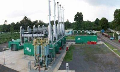 - Grupo gerador 400x240 - Angola vai fornecer geradores para superar crise de electricidade em São Tomé e Príncipe