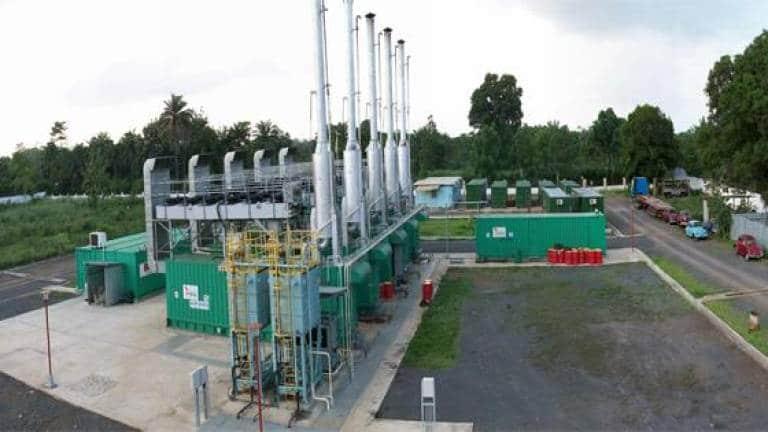 - Grupo gerador - Angola vai fornecer geradores para superar crise de electricidade em São Tomé e Príncipe