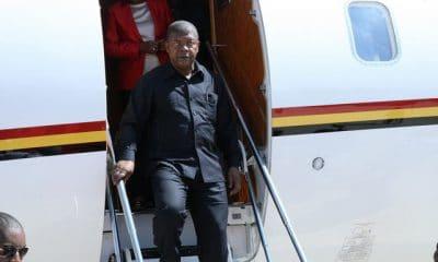 - JLO Viagem 400x240 - João Lourenço desloca-se a Tanzânia para a Cimeira da SADC