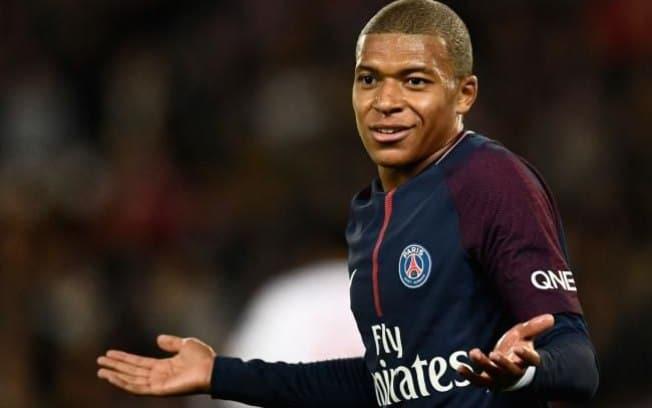 - Mbapp   - Mbappé é eleito o melhor jogador francês de 2018