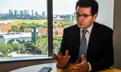 """- O presidente da Odebrecht Engenharia e Constru    o F  bio Januario 400x240 - Para Odebrecht, """"o pior já passou"""" e chegada de Bolsonaro é positiva"""