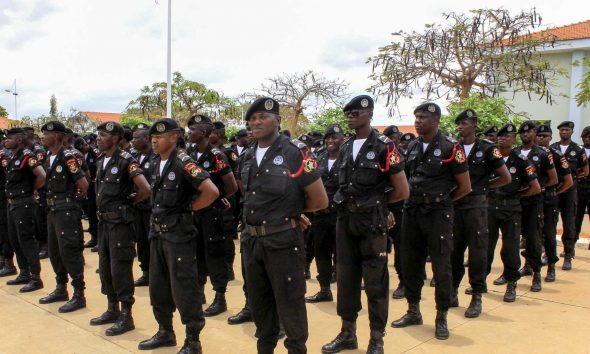 - Policia Angola 590x354 - Combate à corrupção chega a Policia Nacional