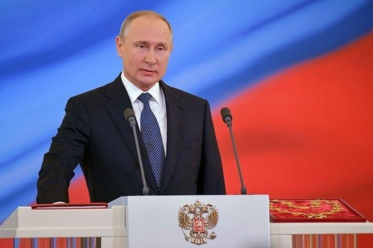 rússia vai desligar-se da internet para testar segurança - Putin - Rússia vai desligar-se da internet para testar segurança