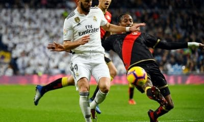 - Real Madrid Benzema 400x240 - Real Madrid empata com Villarreal no primeiro duelo de 2019