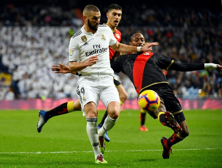 - Real Madrid Benzema - Real Madrid empata com Villarreal no primeiro duelo de 2019