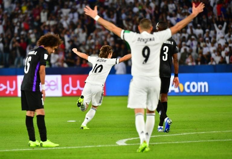 - Real madrid 22 dez - Real Madrid conquista terceiro Mundial de Clubes consecutivo