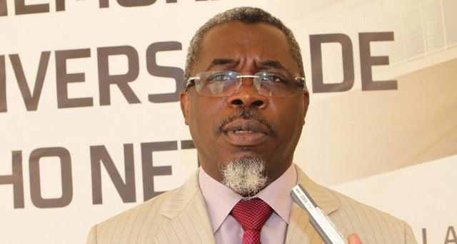 - VICTOR KAJIBANGA - Deputado do MPLA acusado de controlar a faculdade de Ciências Sociais da UAN
