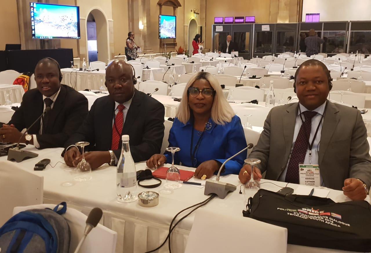 - WhatsApp Image 2018 12 05 at 16 - MPLA participa na reunião dos partidos políticos dos BRICS