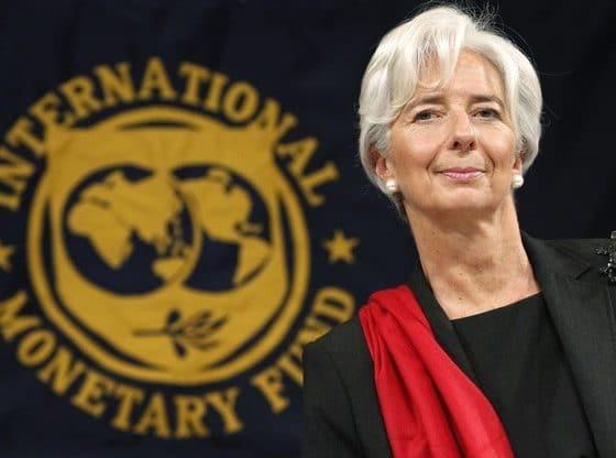 - christine lagarde fmi 560x416 - Christine Lagarde deixará liderança do FMI em setembro