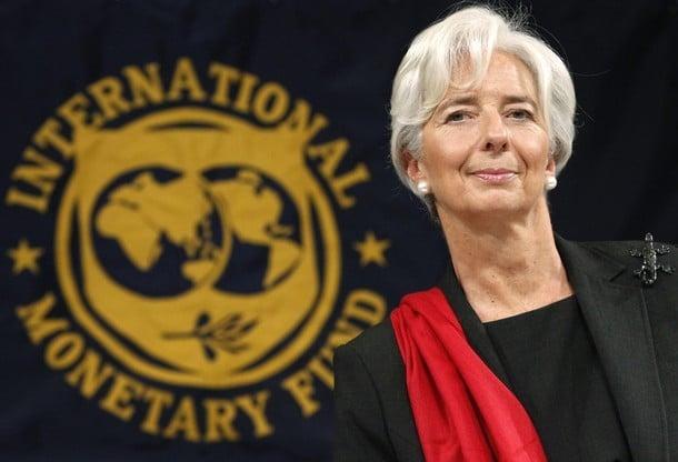 - christine lagarde fmi - Directora-Geral do FMI chega hoje a Luanda