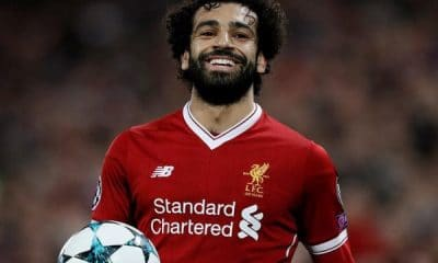- mohamed salah 400x240 - Mohamed Salah eleito jogador africano do ano pela BBC