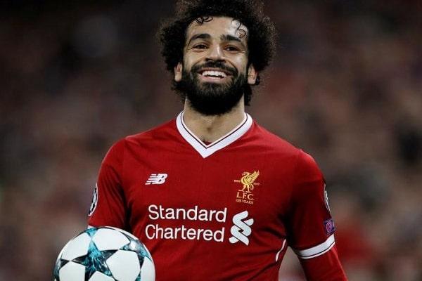 - mohamed salah - Mohamed Salah eleito jogador africano do ano pela BBC