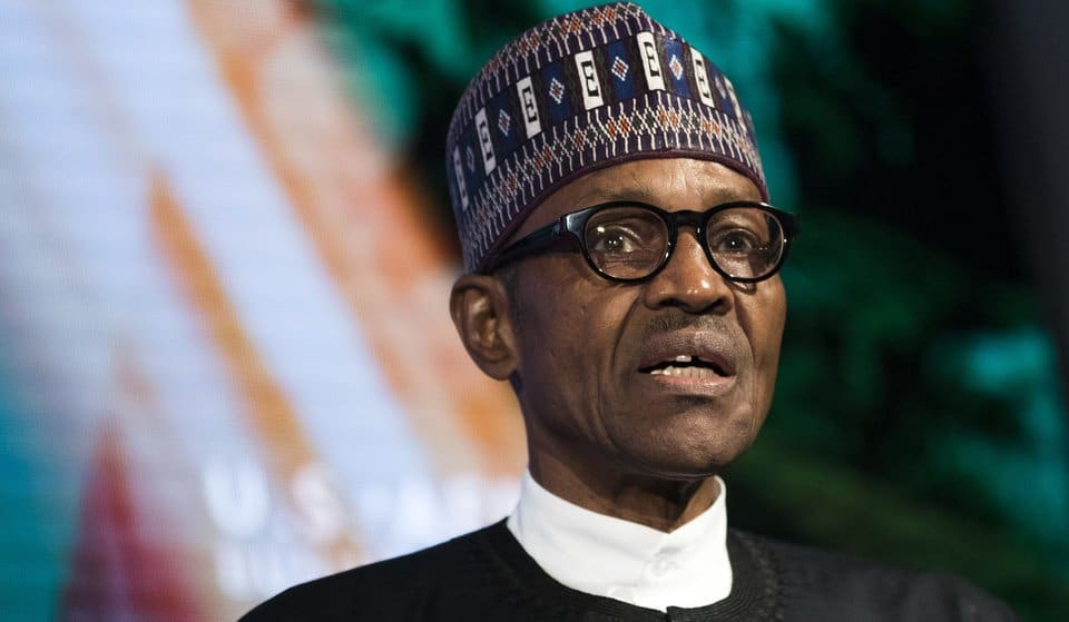 - presidente da Nig  ria Muhammadu Buhari - Presidente da Nigéria nega ter morrido e substituído por sósia