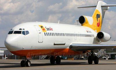 - sonair 400x240 - União Europeia coloca 7 companhias aéreas angolanas na lista negra