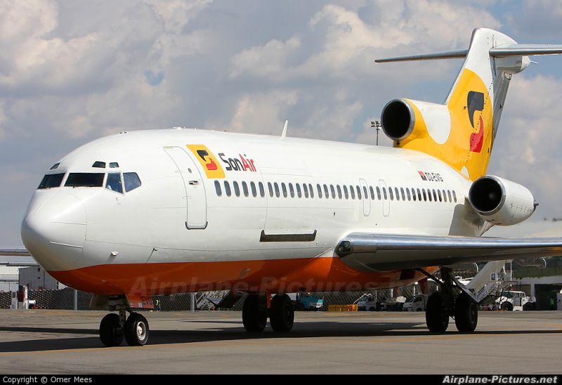 - sonair - União Europeia coloca 7 companhias aéreas angolanas na lista negra