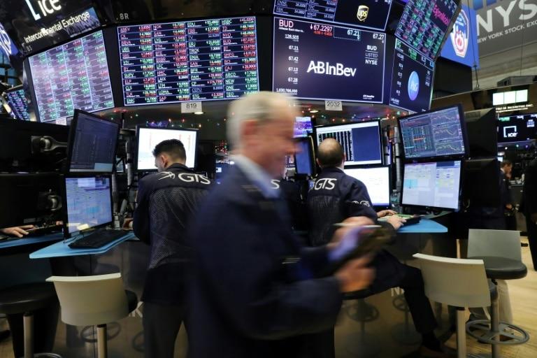 - wall street - Wall Street se recupera com fortes altas