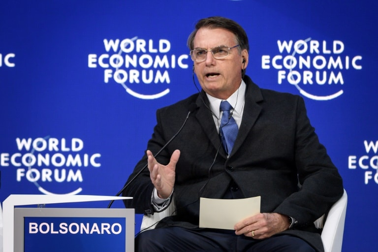 "bolsonaro: ""a esquerda não prevalecerá"" na américa latina - Bolsonaro - Bolsonaro: ""A esquerda não prevalecerá"" na América Latina"