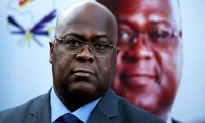 - F  lix Tshisekedi 400x240 - RDC: Resultados provisórios dão vitória a Félix Tshisekedi