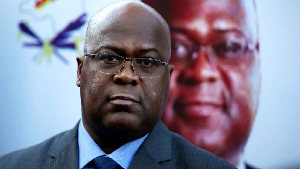 - F  lix Tshisekedi - RDC: Resultados provisórios dão vitória a Félix Tshisekedi