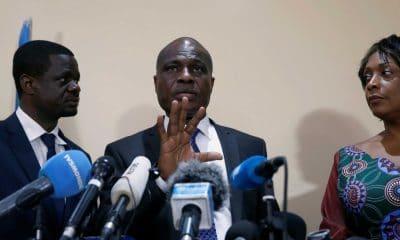 - Fayulu 400x240 - Candidato da oposição Martin Fayulu denuncia fraude eleitoral no Congo