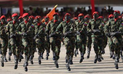 - For  as Armadas Venezuelanas 400x240 - Forças Armadas da Venezuela reiteram lealdade a Nicolás Maduro