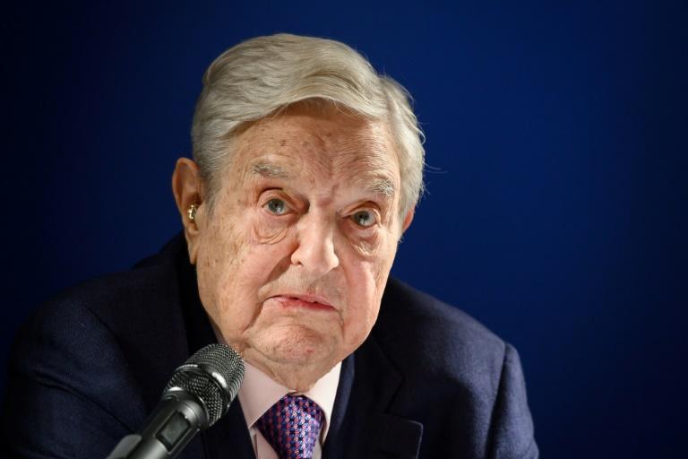 china reage a declarações de george soros - George Soros - China reage a declarações de George Soros