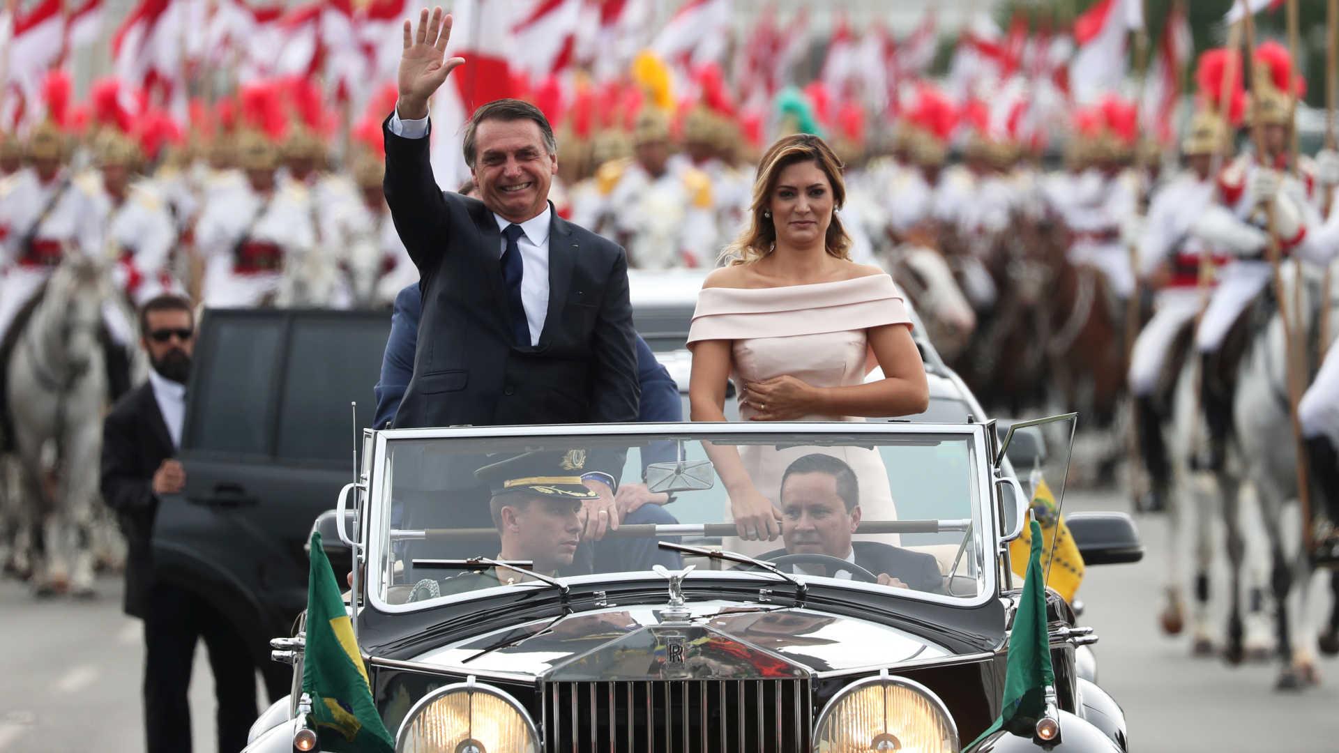 jair bolsonaro já tomou posse. É o 38.º presidente do brasil - Jair Bolsonaro tomada de posse - Jair Bolsonaro já tomou posse. É o 38.º Presidente do Brasil