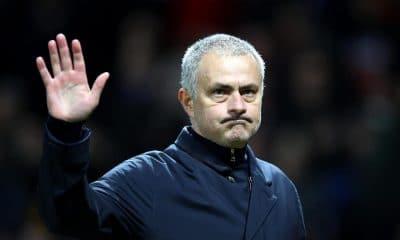 - Jos   Mourinho 400x240 - Demissão de Mourinho custou 22,2 milhões de euros ao Manchester United