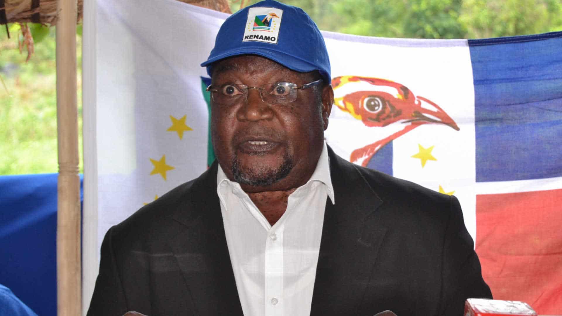 moçambique: ossufo momade eleito presidente da renamo - Ossufo Momade - Moçambique: Ossufo Momade eleito presidente da Renamo