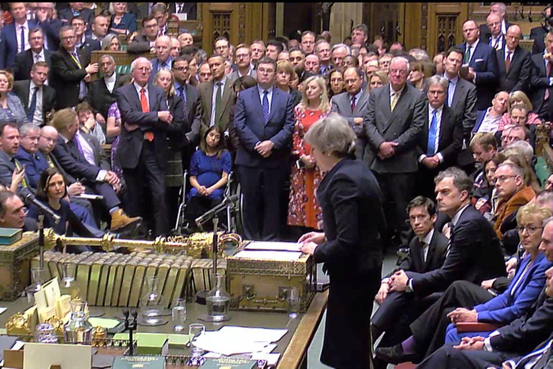 "parlamento britânico rejeita acordo do ""brexit"" - Parlamento Britanico - Parlamento britânico rejeita acordo do ""brexit"""