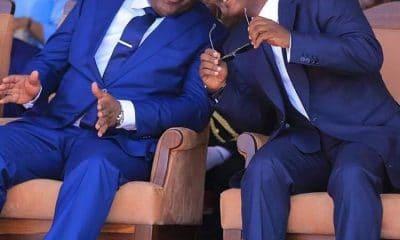 - RDC Kabila e tchisekedi 400x240 - EUA aplicam sanções a responsáveis de comissão eleitoral da RDCongo