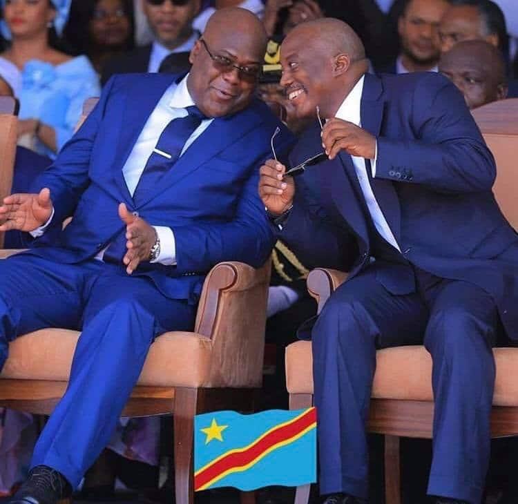 kabila recusa abandonar residência destinada ao novo presidente eleito - RDC Kabila e tchisekedi - Kabila recusa abandonar residência destinada ao novo presidente eleito