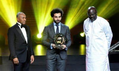 - Salah 1 400x240 - Salah novamente eleito melhor futebolista de África