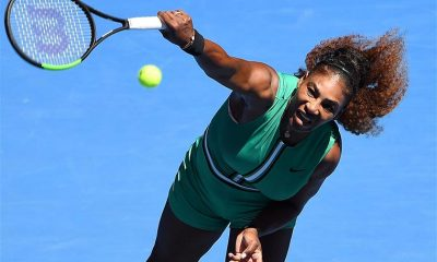 - Serena Williams 400x240 - Open da Austrália: Serena Williams passa aos oitavos de final após vencer Dayana Yastremska