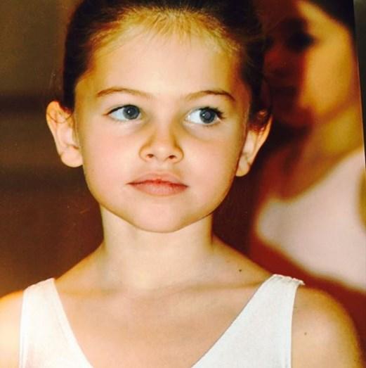 """- Thylane Blondeau3 - A """"criança mais bonita do mundo"""" cresceu e já tem namorado. Veja como ela está agora"""