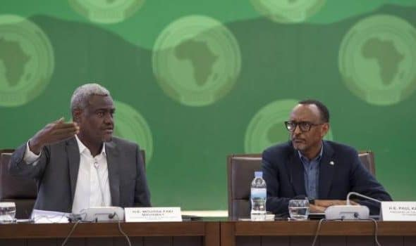 - Uni  o Africana 590x350 - SADC pede suspensão do anúncio dos resultados eleitorais na RDC e União Africana envia delegação