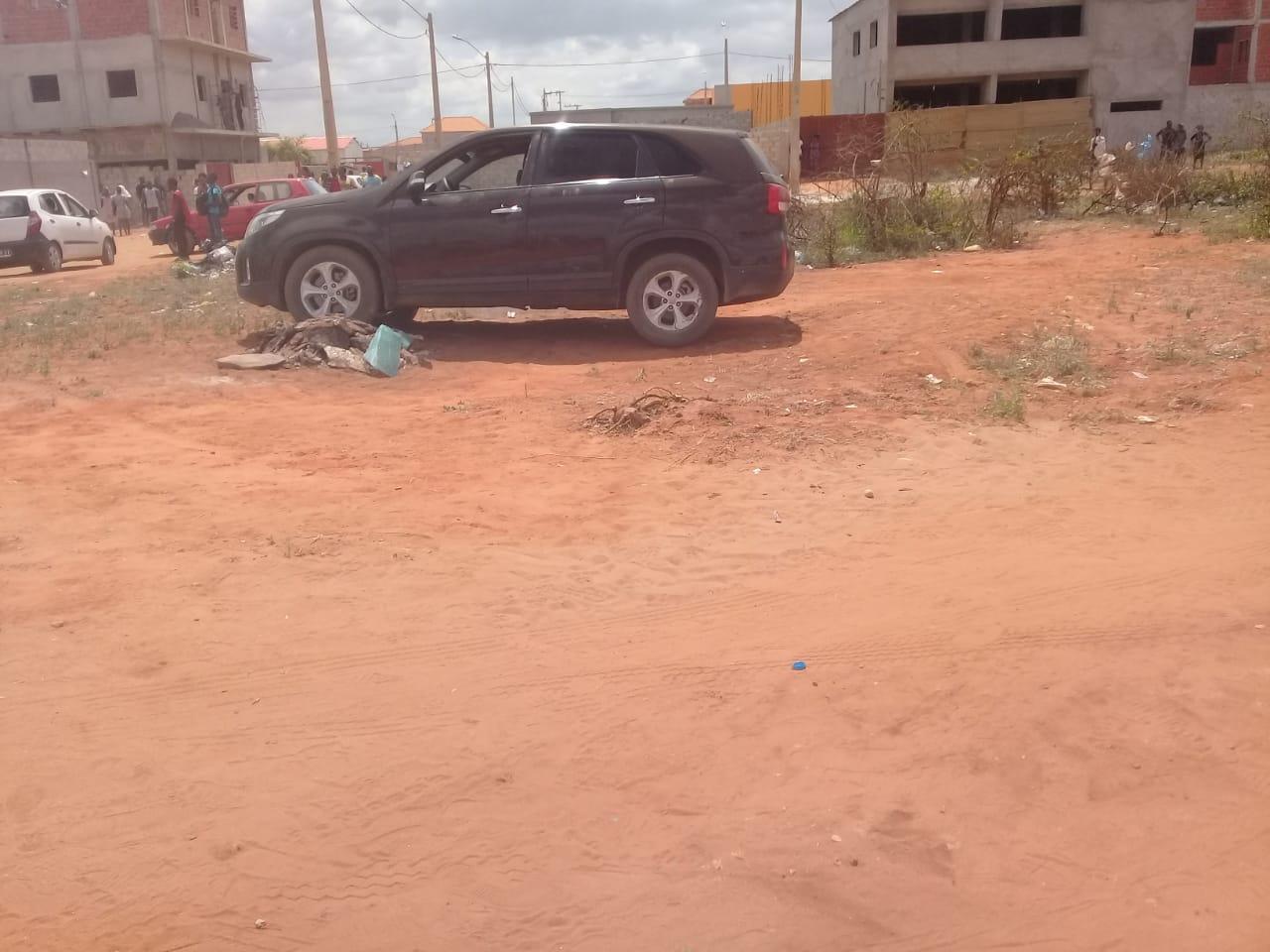encontrado corpo de um cidadão morto na porta-bagagem de um carro no zango - WhatsApp Image 2019 01 18 at 11 - Encontrado Corpo de um cidadão morto na porta-bagagem de um carro no zango