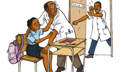- assedio na escola 400x240 - Professores que namorarem com as alunas nas escolas de Luanda serão demitido
