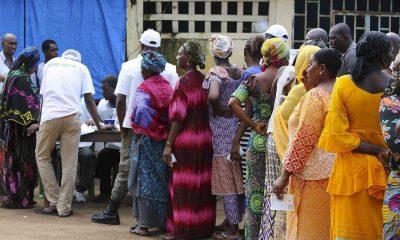 - mulheres guine conacri 400x240 - Guiné-Conacri legaliza poligamia até um limite de quatro mulheres
